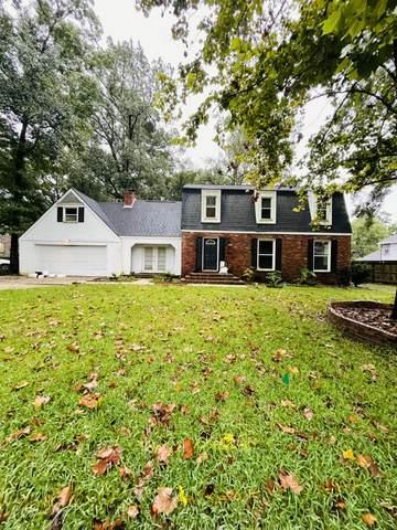 102 Foxcroft Lane, Summerville, SC 29485 (#21026004) :: Flanagan Home Team