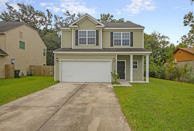 440 Delmont Drive, Goose Creek, SC 29445 (#21026008) :: Hergenrother Realty Group