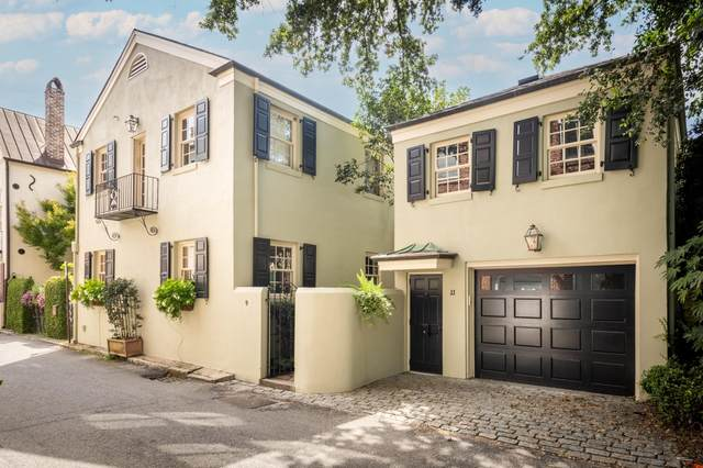 9 Elliott Street, Charleston, SC 29401 (#21026046) :: Realty ONE Group Coastal