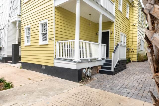 190 Smith Street, Charleston, SC 29403 (#21026108) :: Realty ONE Group Coastal