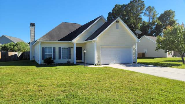 144 Highwoods Plantation Avenue, Summerville, SC 29485 (#21026144) :: Realty ONE Group Coastal