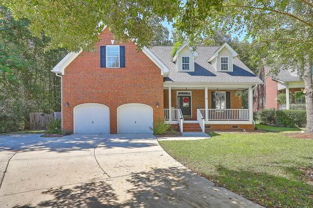 8631 Woodland Walk, North Charleston, SC 29420 (#21026190) :: Realty ONE Group Coastal