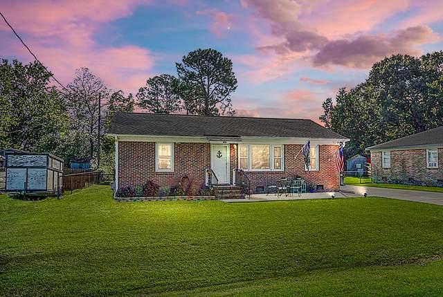 408 Annette Drive, Goose Creek, SC 29445 (#21026246) :: Flanagan Home Team