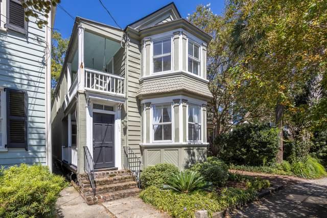 184 Wentworth Street, Charleston, SC 29401 (#21026296) :: The Cassina Group