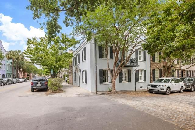 100 E Bay Street, Charleston, SC 29401 (#21026320) :: Flanagan Home Team