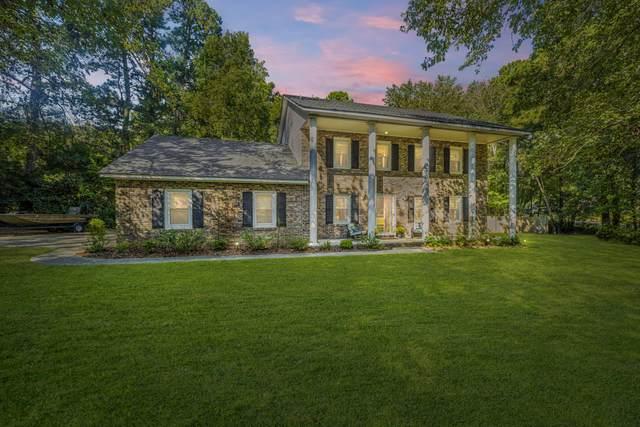 100 King Charles Circle, Summerville, SC 29485 (#21026394) :: Flanagan Home Team