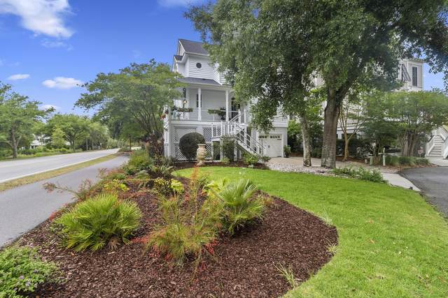 5841 Back Bay Drive, Isle Of Palms, SC 29451 (#21026400) :: The Cassina Group