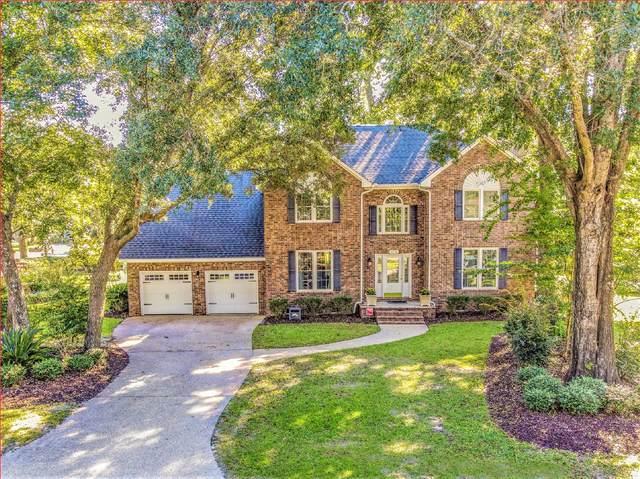 1374 Hidden Lakes Drive, Mount Pleasant, SC 29464 (#21026423) :: Flanagan Home Team