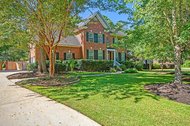 8744 E Fairway Woods Drive, North Charleston, SC 29420 (#21026470) :: Flanagan Home Team