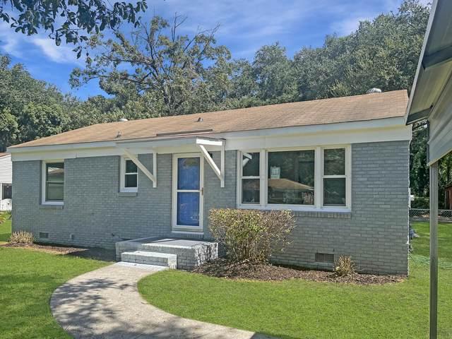 1060 Pauline Avenue, Charleston, SC 29412 (#21026481) :: Realty ONE Group Coastal