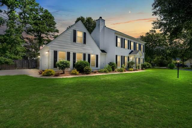 4814 Boykin Drive, North Charleston, SC 29420 (#21026543) :: Flanagan Home Team