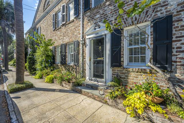 126 Queen Street, Charleston, SC 29401 (#21026713) :: The Cassina Group