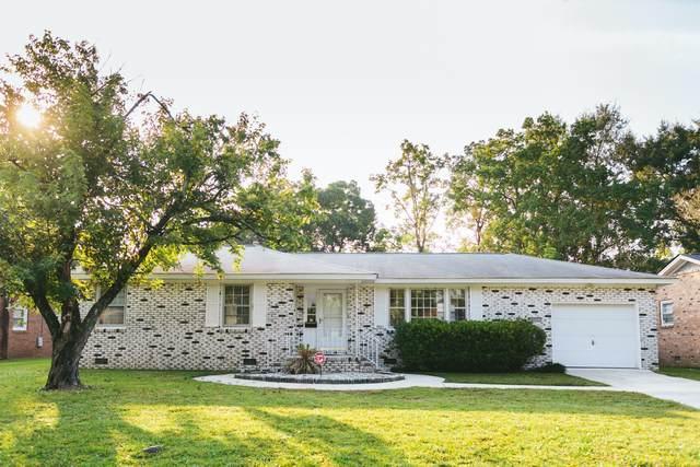 4021 Olivia Drive, North Charleston, SC 29418 (#21026775) :: Flanagan Home Team