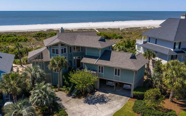 10 54th Avenue, Isle Of Palms, SC 29451 (#21027037) :: The Cassina Group