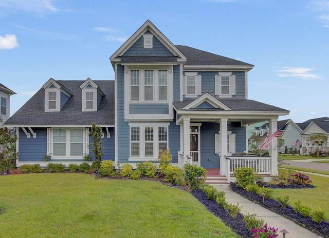 300 Garrison Street, Summerville, SC 29486 (#21027126) :: Flanagan Home Team