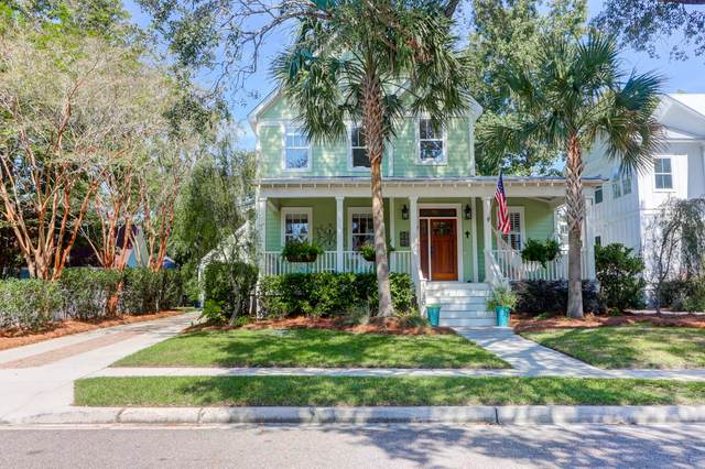 4030 Crown Pointe Street, Charleston, SC 29492 (#21027140) :: The Cassina Group
