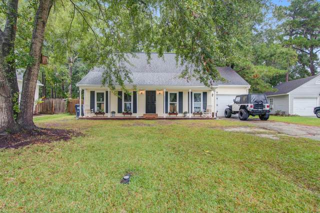 4722 Cotillion Drive, North Charleston, SC 29420 (#21027318) :: Flanagan Home Team