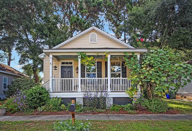858 Sedge Court, Charleston, SC 29412 (#21027322) :: Flanagan Home Team