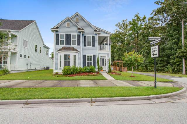 2918 Rutherford Way, Charleston, SC 29414 (#21027419) :: The Cassina Group