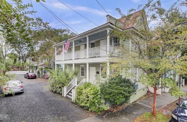 18 Duncan Street A, Charleston, SC 29403 (#21027494) :: Realty ONE Group Coastal
