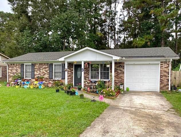125 Pine Grove Drive, North Charleston, SC 29420 (#21027503) :: Flanagan Home Team