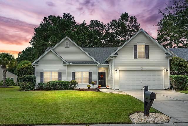 5102 Village Crier Lane, Summerville, SC 29485 (#21027532) :: Flanagan Home Team