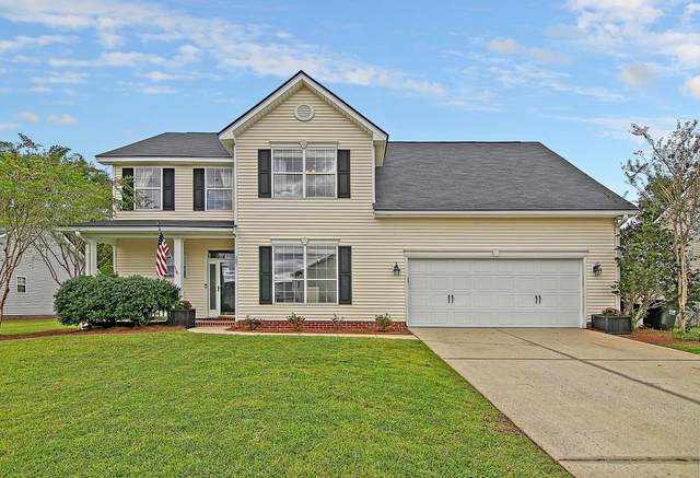 107 Hainsworth Drive, North Charleston, SC 29418 (#21027580) :: Flanagan Home Team