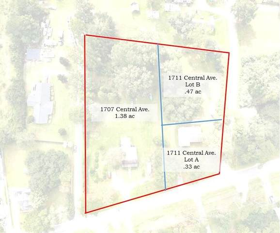 1707/1711 Central Avenue, Summerville, SC 29483 (#21027619) :: Realty ONE Group Coastal
