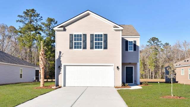 129 Lagoona Drive, Summerville, SC 29483 (#21027630) :: Flanagan Home Team
