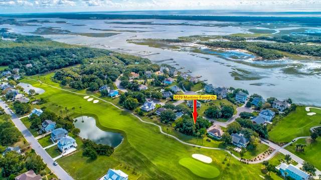 3079 Maritime Forest Drive, Johns Island, SC 29455 (#21027638) :: The Cassina Group