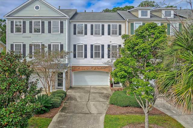 141 Palm Cove Way, Mount Pleasant, SC 29466 (#21027671) :: Realty ONE Group Coastal