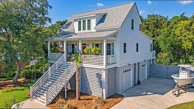 614 Schooner Road, Charleston, SC 29412 (#21027782) :: Flanagan Home Team