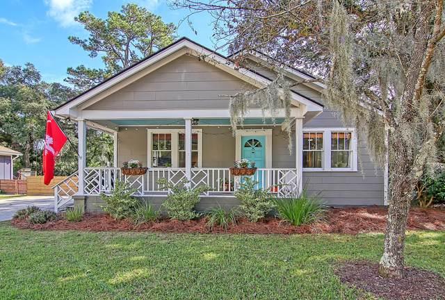 8 Oak Forest Drive, Charleston, SC 29407 (#21027794) :: Flanagan Home Team