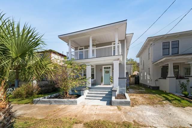 6 Benson Street, Charleston, SC 29403 (#21027821) :: Realty ONE Group Coastal