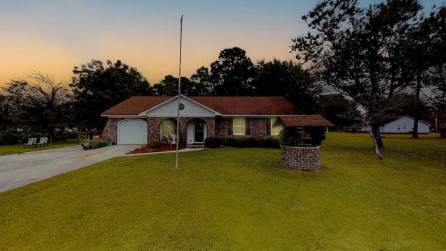 110 Forest Lane, Summerville, SC 29486 (#21027830) :: Realty ONE Group Coastal