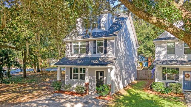 1501 Morgan Campbell Court, Charleston, SC 29407 (MLS #21027837) :: The Infinity Group