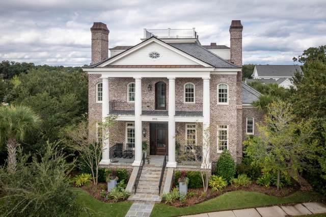 482 Creek Landing Street, Charleston, SC 29492 (#21027888) :: The Cassina Group