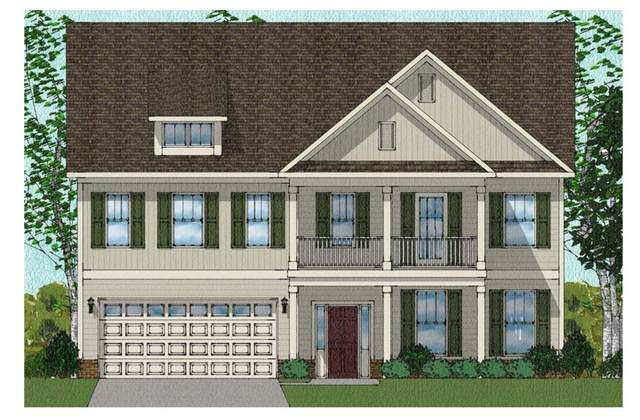 519 Dunswell Drive, Summerville, SC 29486 (#21027921) :: The Cassina Group