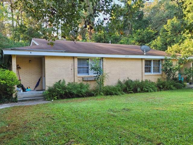 2221 Woodland Shores Road, Charleston, SC 29412 (#21027935) :: The Cassina Group