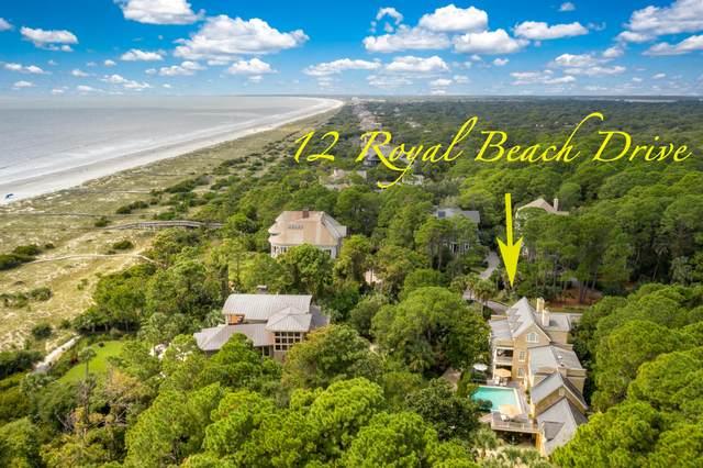 12 Royal Beach Drive, Kiawah Island, SC 29455 (#21027951) :: Realty ONE Group Coastal
