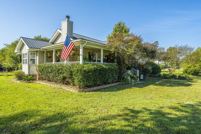569 Campbell Road, Ridgeville, SC 29472 (#21027982) :: The Cassina Group