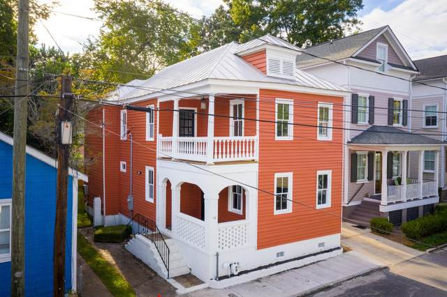 15 Dewey Street, Charleston, SC 29403 (#21027999) :: The Cassina Group