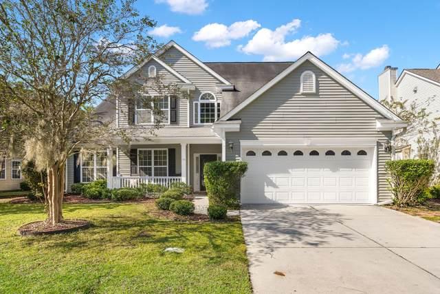 129 Spring Meadows Drive, Summerville, SC 29485 (#21028047) :: Flanagan Home Team