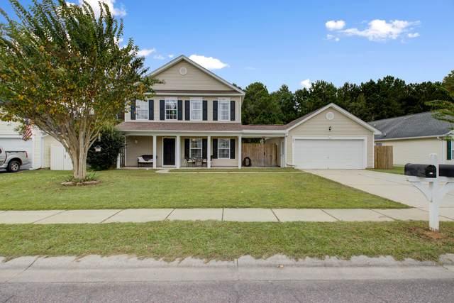 205 Savannah River Drive, Summerville, SC 29485 (#21028099) :: Flanagan Home Team