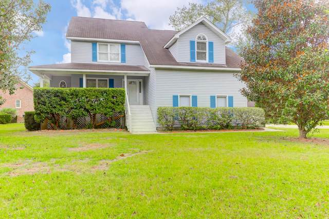 126 Oyster Point Row, Charleston, SC 29412 (MLS #21028133) :: The Infinity Group