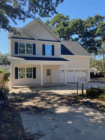 1719 River Front Drive, Charleston, SC 29407 (MLS #21028146) :: The Infinity Group