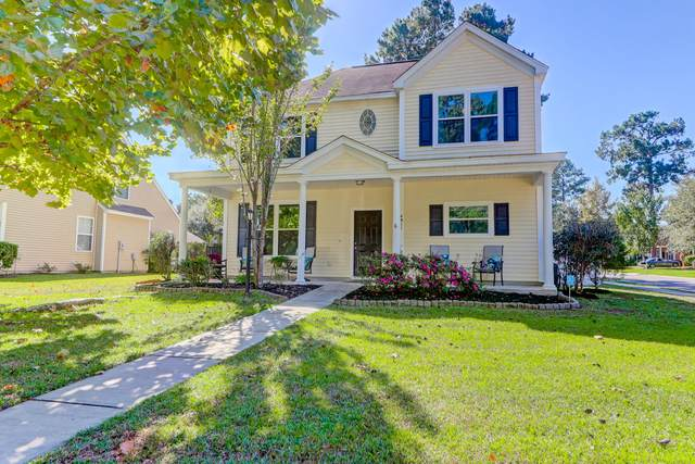 4811 Buttercup Way, Summerville, SC 29485 (#21028159) :: Flanagan Home Team
