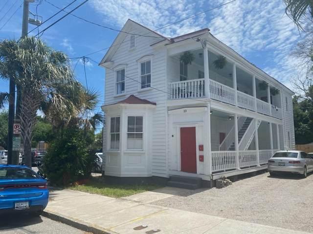 53 Columbus Street A & B, Charleston, SC 29403 (#21028267) :: Flanagan Home Team