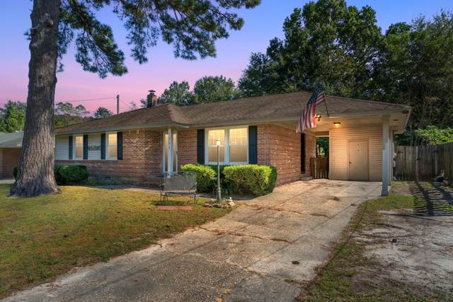 1265 Belvedere Drive, Hanahan, SC 29410 (MLS #21028289) :: The Infinity Group