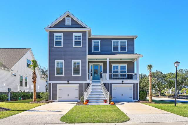 1601 Fort Palmetto Circle, Mount Pleasant, SC 29466 (MLS #21028301) :: The Infinity Group